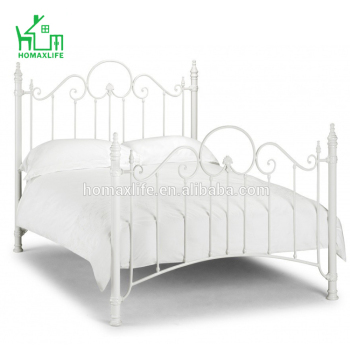 Modern Latest Style Girls Bedroom Furniture Simple Metal Double Deck - Girls-bedroom-furniture-style