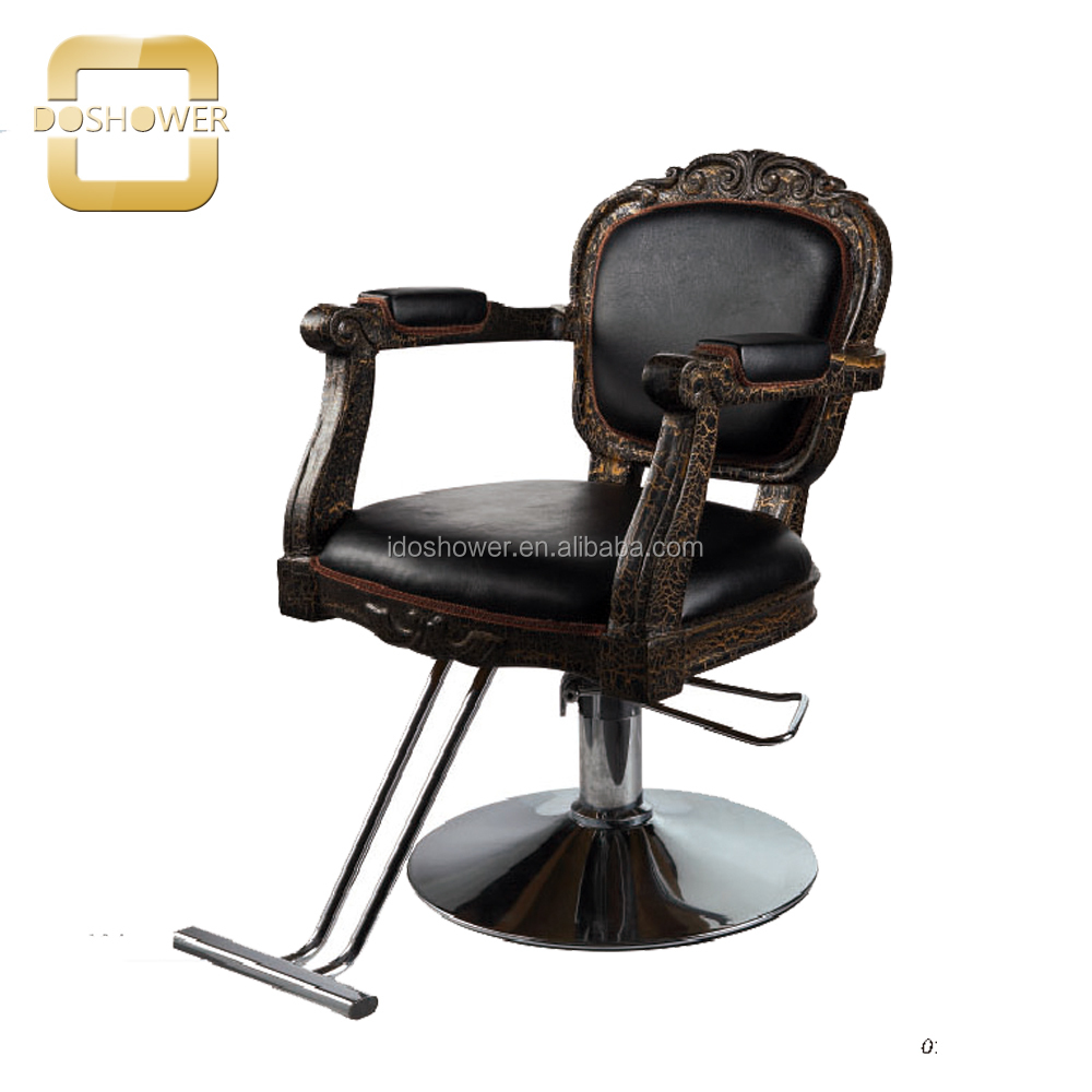 hair styling chair wholesale barber chair barber chair used / hair salon furniture china