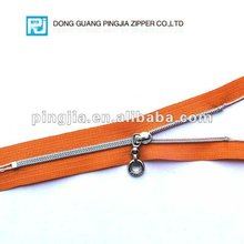 metal zipper slider with fancy puller & pull & accessory