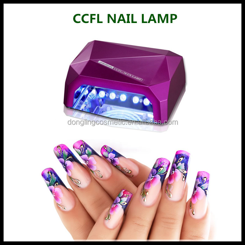 Factory offer nail art i believe nail lamp for home use