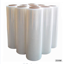 Transparent LLDPE Wrapping Mini Stretch Wrap Mit Griff