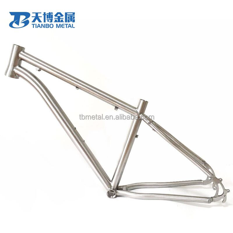 Titanium 29er Mtb Bike Frame Cyclocross,Chromoly Mountain Bike Frame ...