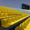 plastic stadium chair price OZ-3057,plastic stadium seats/arena seating for sale