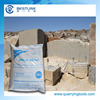 stone cracking high alumina refractory cement welcomed by quarry owner