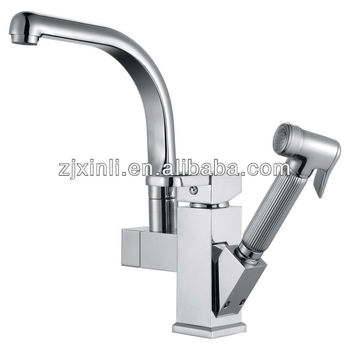 High Quality Brass Pull Out Faucet, Polish and Chrome Finish, Best Sell, X8213K2