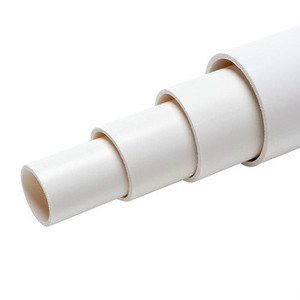 PVC UPVC Electric wire protection conduit/cable protection pipe