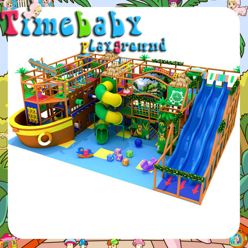 Wholesale Top Quality Dreamland CE & GS Standard Eco-Friendly LLDPE Customized Amusement Park