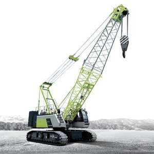 ZOOMLION QUY650 crawler crane for sale 650 tons