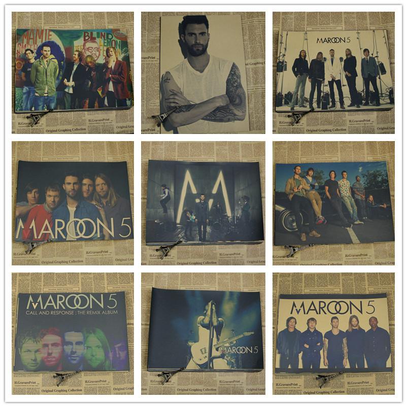 Maroon 5 Magic Mp3 Download: Achetez En Gros Adam Levine Affiche En Ligne à Des