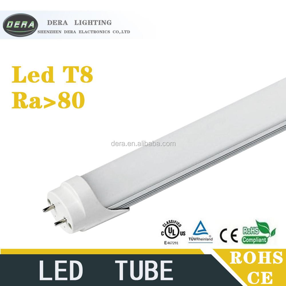 Wholesale 600mm 8w led Tubes 2ft 8w led tube dc12-24v Ra>80 led ...