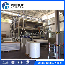 CE certiificate PP Spunbond nonwoven fabric making machine 1600SS,2400SS,3200SS
