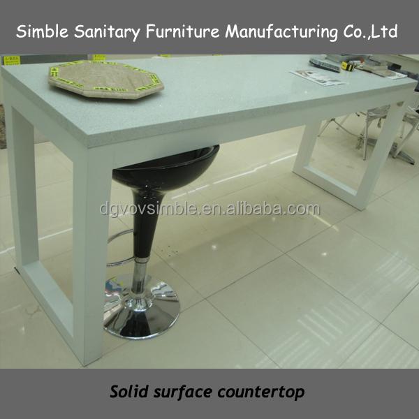 Super Nano White Artificial Stone Table Tops Restaurant   Buy White  Artificial Stone Table Tops,Super White Table Tops,Artificial Stone Table  Tops ...