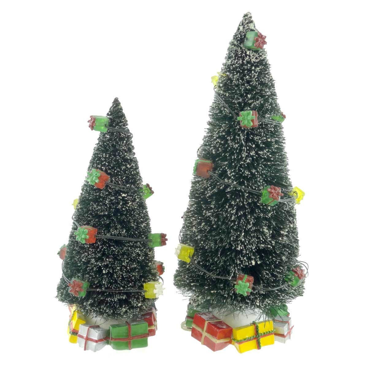 get quotations dept 56 accessories christmas gift trees general village accessory sisal lights 900 in