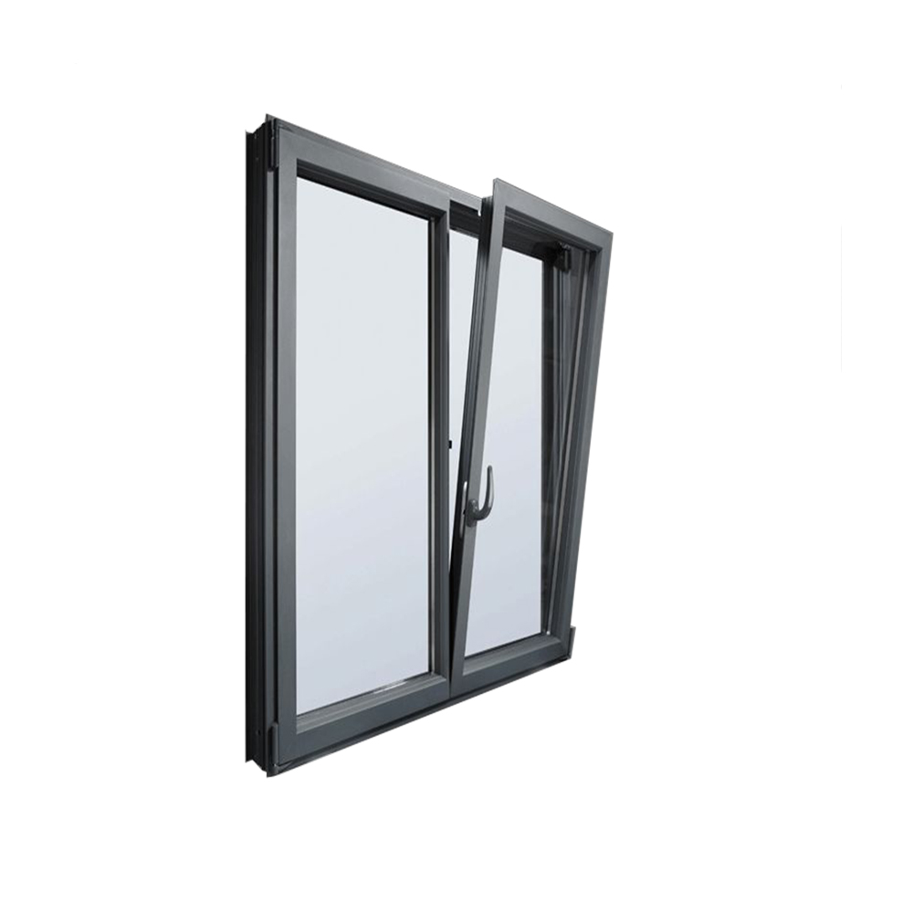 Commercial aluminum tilt and turn window hinges with chinese top brand hardware
