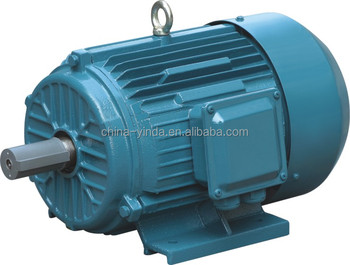 Yd series pole changing 2 speed electric motor three phase for 2 speed single phase electric motor