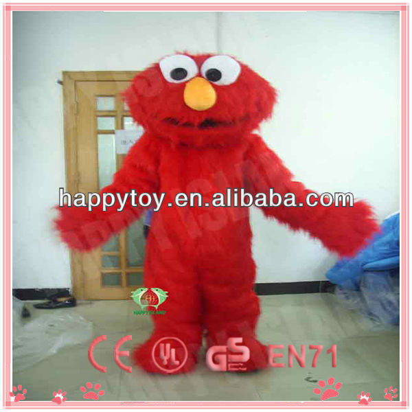 HI CE fanny adult elmo costumes/adult elmo costumes