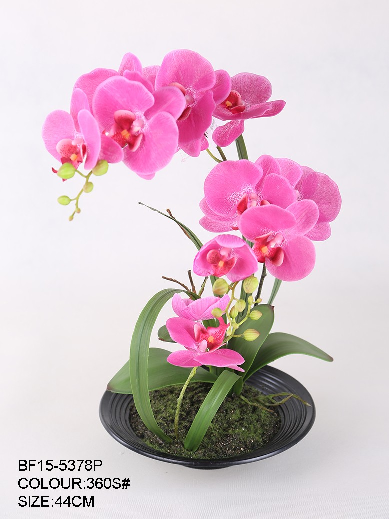 Popular Artificial Orchid Flowers for Centerpiece