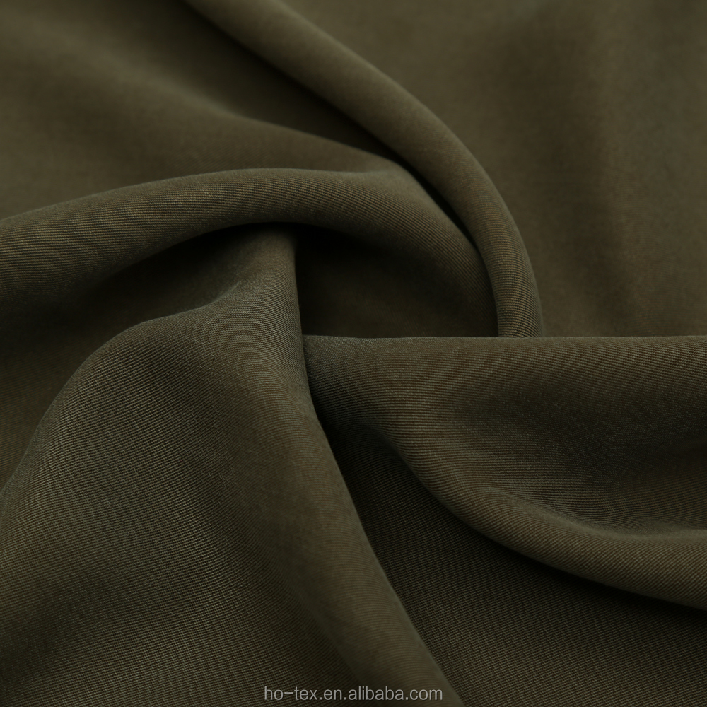 100% tencel 30S 125*76 twill fabric for pants