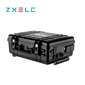 Portable Ac Generator Bank Supply For Air Conditioner