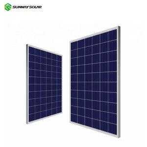 solar panel mono and poly 270w 300w 310w solar panels