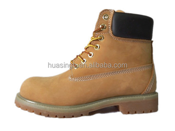 Name Brand Original Nubuck Leather Safety Work Boots shoes For Uk Market -  Buy Work Boots 0d0ec28f6a90
