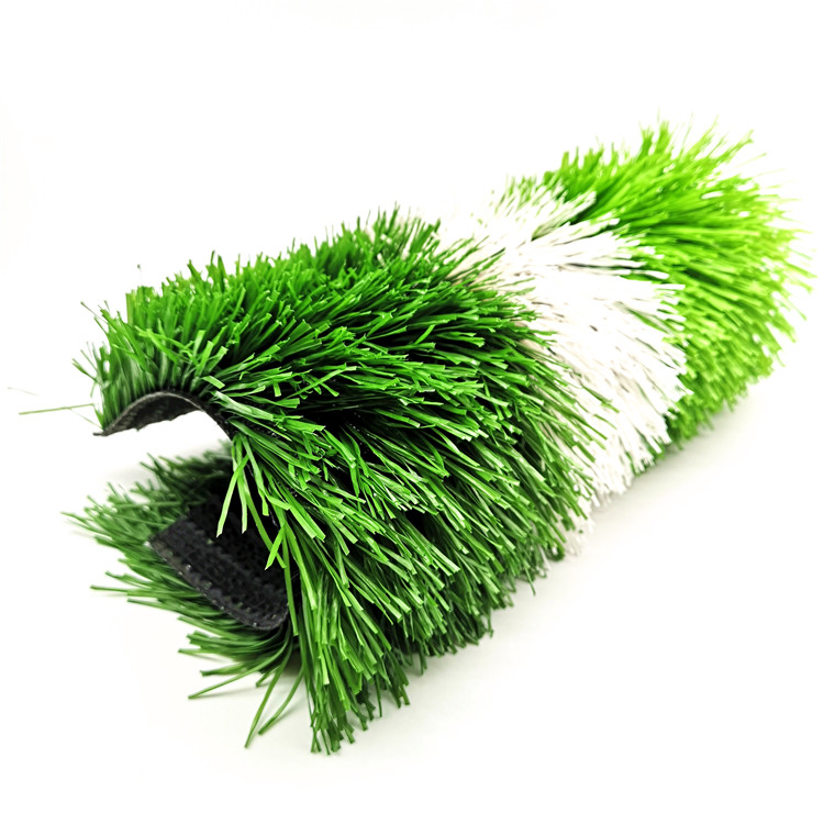 china hot sale football synthetic lawn soccer tile artificial grass sports flooring, Green