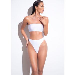 Sexy Young Girls Swimwear full open hot sexy girl photo Two Piece Solid Color Swimsuits trajes de bao para mujer