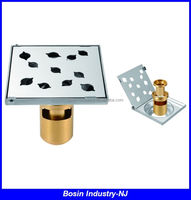 bathroom 4 inches shower floor drain cover