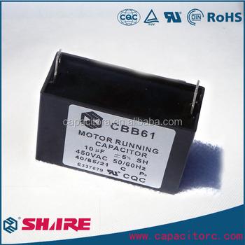 Ceiling Fan Wiring Diagram 450vac Cbb61 Capacitor 3uf Capacitor ...