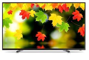 Guangzhou led tv 42 46 55 60 65inch smart universal led tv in India