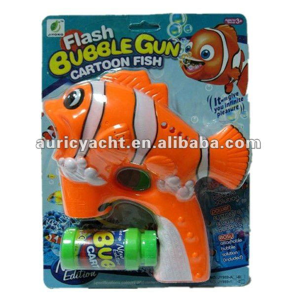 hot products in the market now,bubble gun fish