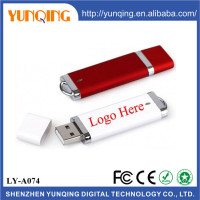 China Manufacture Wholesale Custom Plastic Usb Flash Drive With Logo