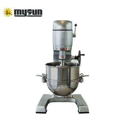 80 liter cake mixer bread mixer mixing machinery for bakery planetary mixer