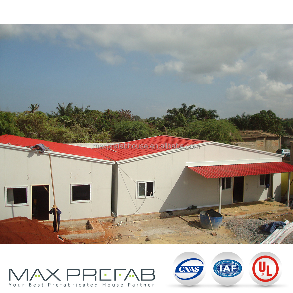 sustainable tiny movable T modular steel prefabricated houses