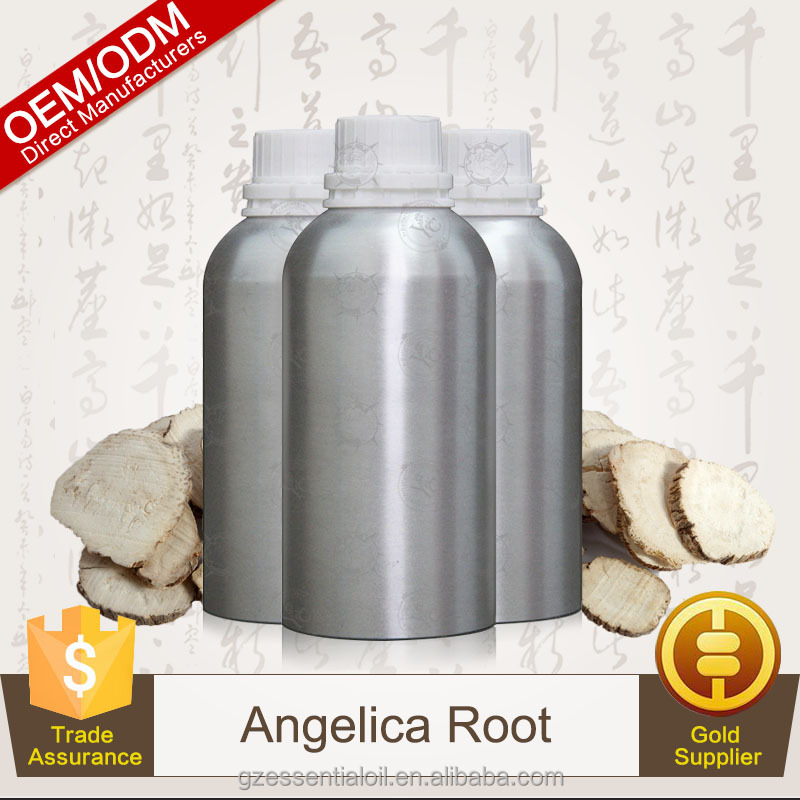 Traditional Chinese Medicine Oil , Medicated Hair Oil Made Of Angelica Root