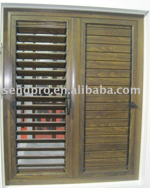 Exterieur houten kleur aluminium plantation shutters rolluiken product id 444314327 dutch Aluminum exterior plantation shutters