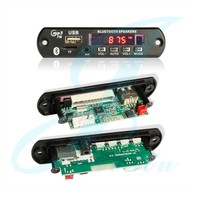 Factory Wholesale USB Radio FM Bluetooth Player Circuit Module For China, Hot Sale Mp3 Bluetooth Speaker deocder Board