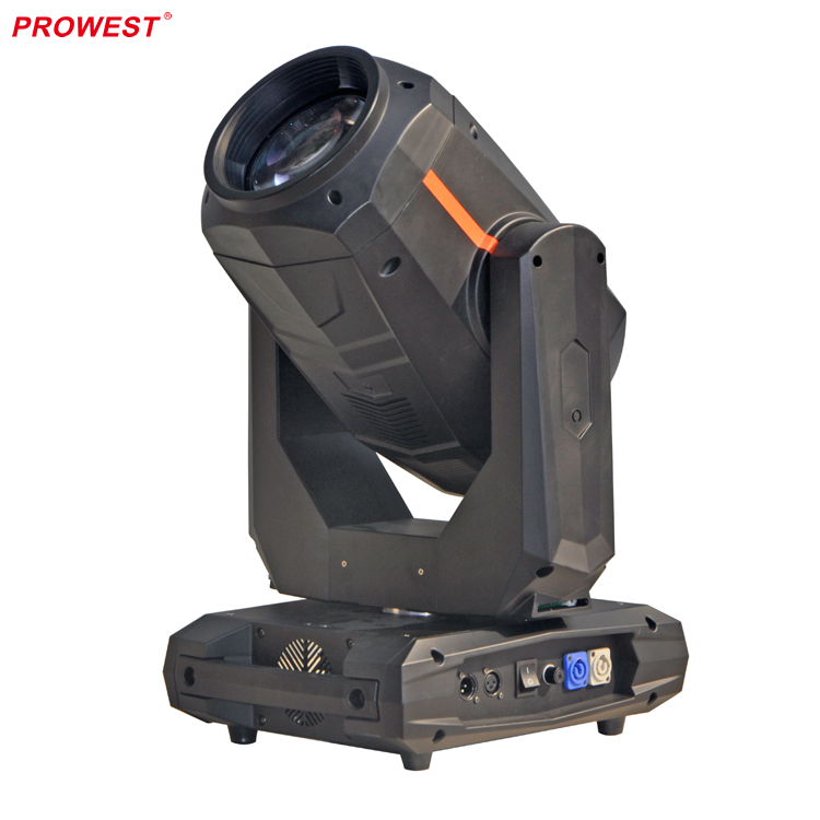 2018 hot 350 W 17R 8000 K 3-in-1 beam spot wash Led moving head 16ch DMX led party licht voor live show band stage en aanbidding