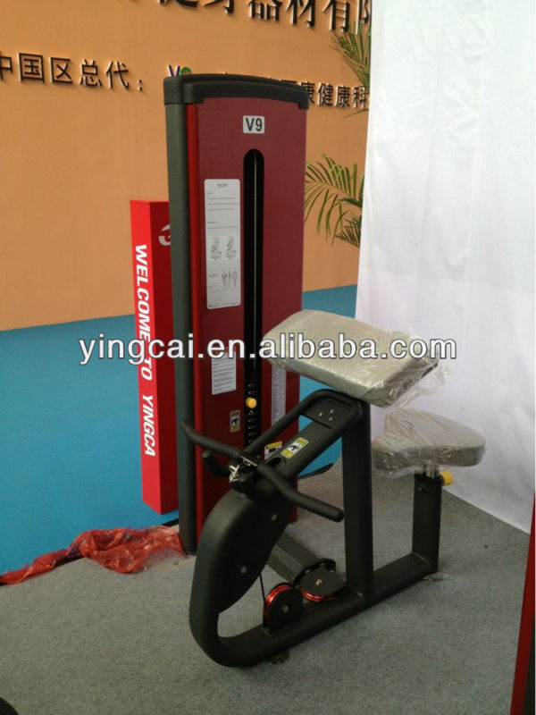 2013new fitness equipment GNS-V902 Biceps Curl