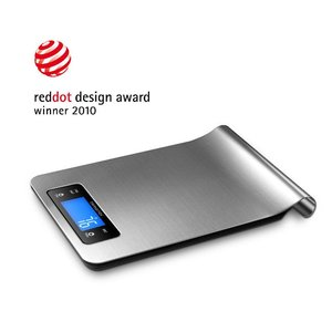 Newly manual electronic bluetooth kitchen scale with reddot award