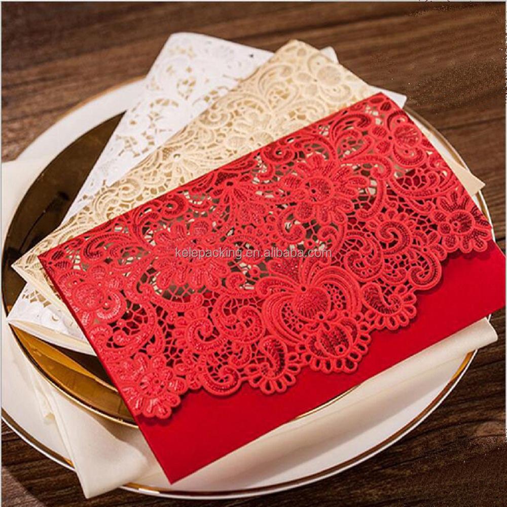 Laser Cut Wedding Invitations Design Wholesale, Wedding Invitations ...