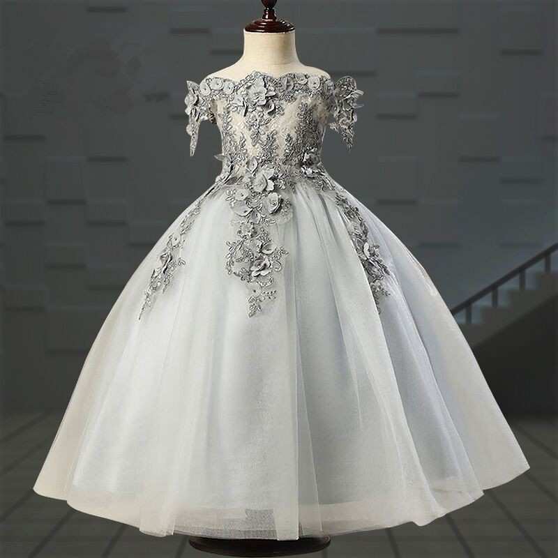 Beaded Gowns Tagged 100 200 The Deco Haus: Wedding Dresses Off-shoulder Embroidered Puffy Formal