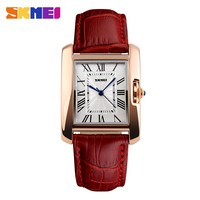 allibaba.com watch genuine leather Japan Quartz Movt leather strap lady watch