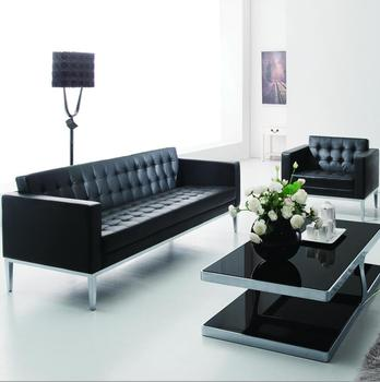 High End Commercial Luxury Design Set Leather Sofa 1 2 3 Seater ...