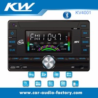universal 2din car stereo cassette audio mp3 music player with bluetooth usb,sd aux
