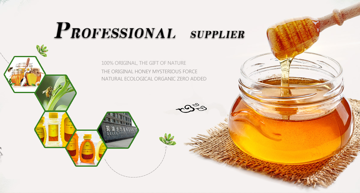 Delee Foods (Wuhu) Co , Ltd  - HONEY, HONEY POWDER