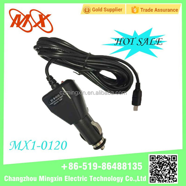 2017 New mobile usb car chargers with cable for nokia 6101