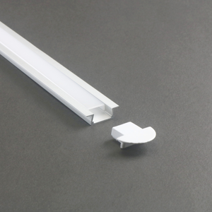 Hot new product sensor led plaster security wall light aluminum extrusion profile plant
