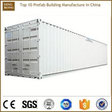 prefab container homes for sale, kit set resort price refrigeration container