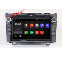Android7.1 car stereo bluetooth For Hon-da CRV 2007-2011 support dvd gps ipod 4G wifi SD USB